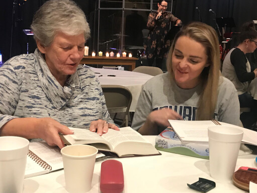 Women's Bible Study Report