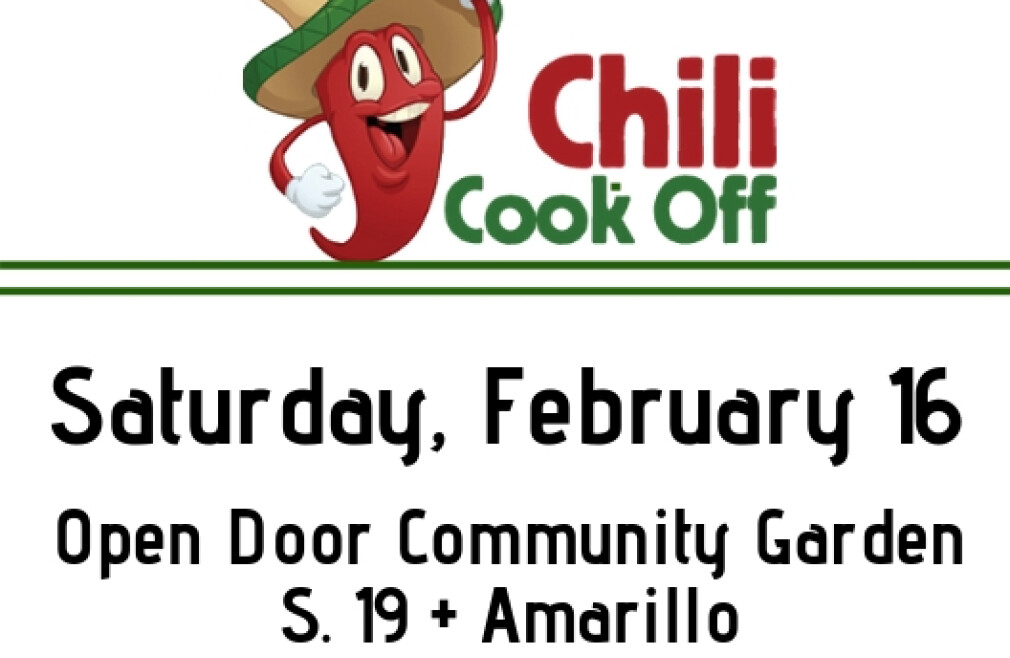 McM Work Day/Chili Cook Off Click to sign-up